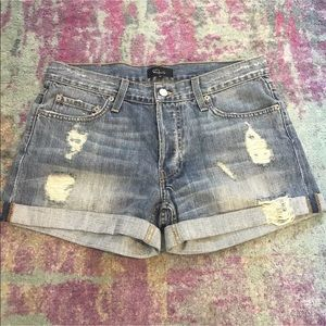 Rails Logan Denim Shorts